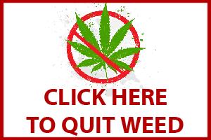 quit marijuana