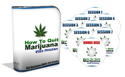 how to quit marijuana video program transparent
